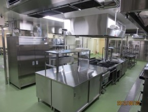 株式会社八木厨房機器製作所 使われている場所