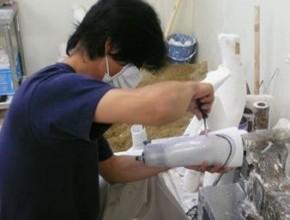 株式会社洛北義肢 製造プロセス3