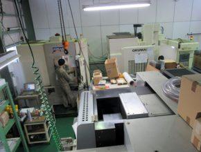 株式会社山内製作所 ものづくりを支える仕事