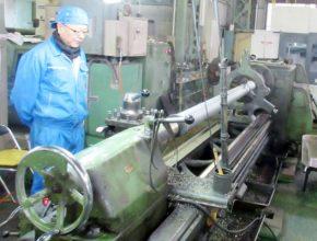 上野山機工株式会社 製造プロセス2