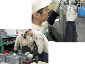 トクデン株式会社 製造プロセス1