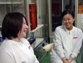 日本ルナ株式会社 ものづくりを支える仕事