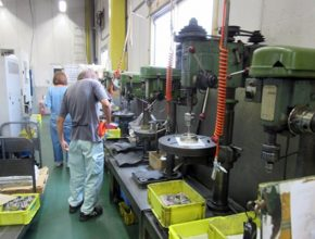 株式会社福永製作所 ものづくりを支える仕事