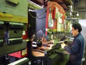 有限会社ヤナセ製作所 製造プロセス2