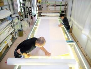 株式会社西田惣染工場 ものづくりを支える仕事