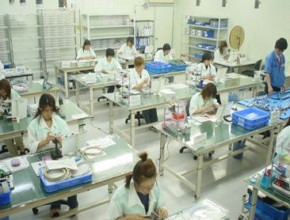 京都エレクトロン株式会社 ものづくりを支える仕事
