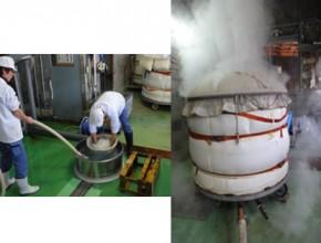 ハクレイ酒造株式会社 製造プロセス1