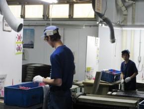株式会社黒坂塗装工業所 製造プロセス4