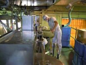 日本調味食品株式会社 製造プロセス1