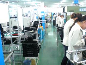 亀岡電子株式会社 製造プロセス1