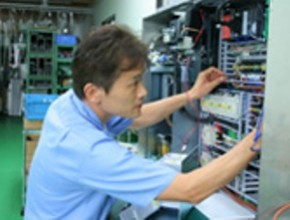 木下電子工業株式会社 製造プロセス1
