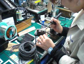 亀岡電子株式会社 製造プロセス2