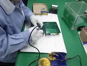 株式会社イーエル・オカモト 製造プロセス3