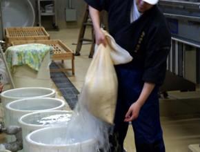 松井酒造株式会社 製造プロセス1