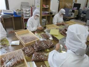 京菓苑株式会社花ゆう ものづくりを支える仕事