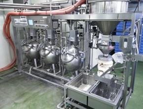 大京食品株式会社 製造プロセス1