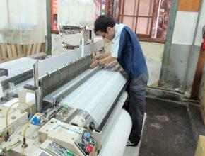小嶋織物株式会社 製造プロセス2