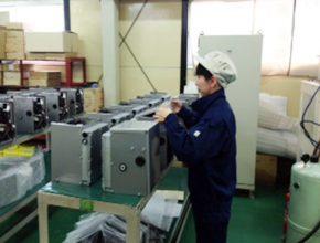 ユーハン工業株式会社 製造プロセス2