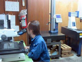西京精機株式会社 ものづくりを支える仕事