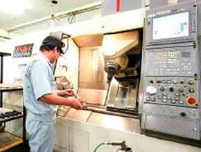 有限会社中央工機 ものづくりを支える仕事