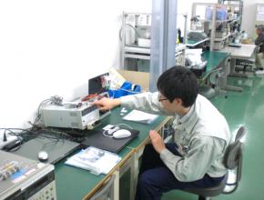 亀岡電子株式会社 ものづくりを支える仕事