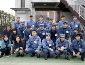 城陽富士工業株式会社 ものづくりを支える仕事