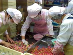 今西製菓株式会社 ものづくりを支える仕事