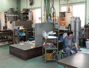 株式会社長谷川精密板金 ものづくりを支える仕事