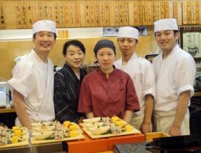 京・寿司 おおきに(株式会社ムラタエンタープライズ) ものづくりを支える仕事