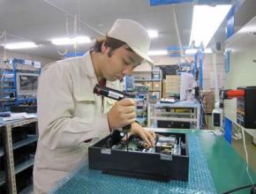 日本電気化学株式会社 製造プロセス4