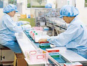 株式会社サン・クロレラ 製造プロセス5