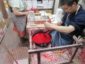 有限会社中村ローソク ものづくりを支える仕事