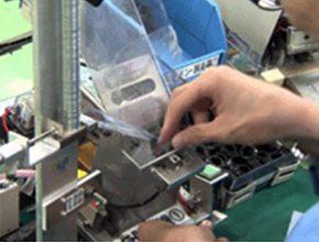 オムロン京都太陽株式会社 製造プロセス1