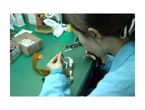 株式会社小野電子工業 製造プロセス1