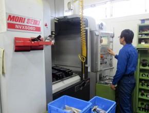 エス・ジー・エス精工株式会社 製造プロセス2