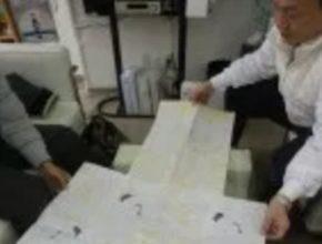 株式会社WISH(織匠やすひら) 製造プロセス1
