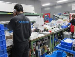 株式会社山豊エンジニアリング 製造プロセス5