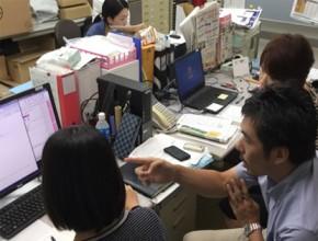 株式会社京都ぱど ものづくりを支える仕事