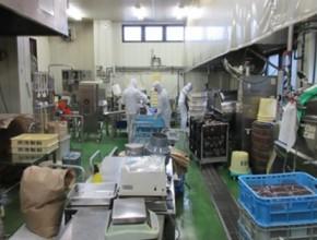 株式会社京洛製餡 ものづくりを支える仕事