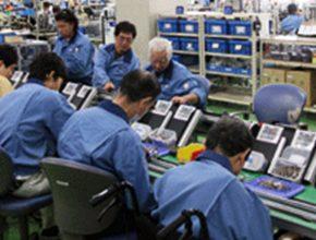 オムロン京都太陽株式会社 製造プロセス2