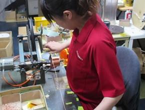株式会社中川電機製作所 製造プロセス1