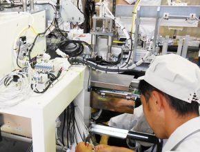 株式会社新栄電器製作所 製造プロセス4