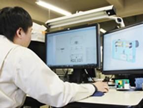 日本電気化学株式会社 製造プロセス1