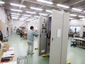 株式会社藤原電機製作所 ものづくりを支える仕事