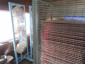 有限会社近藤和紙染工芸 製造プロセス4