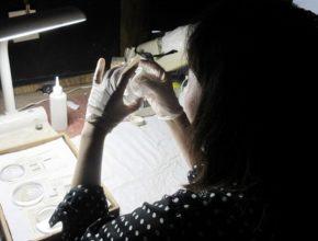 日本眼鏡光学株式会社 製造プロセス5