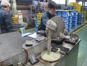 京都府熱処理事業協同組合 製造プロセス3