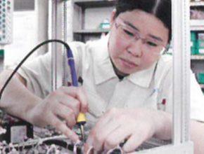 明光精器株式会社 ものづくりを支える仕事