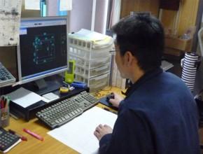 有限会社ヤナセ製作所 製造プロセス1