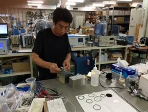 日本サーモ株式会社 製造プロセス3